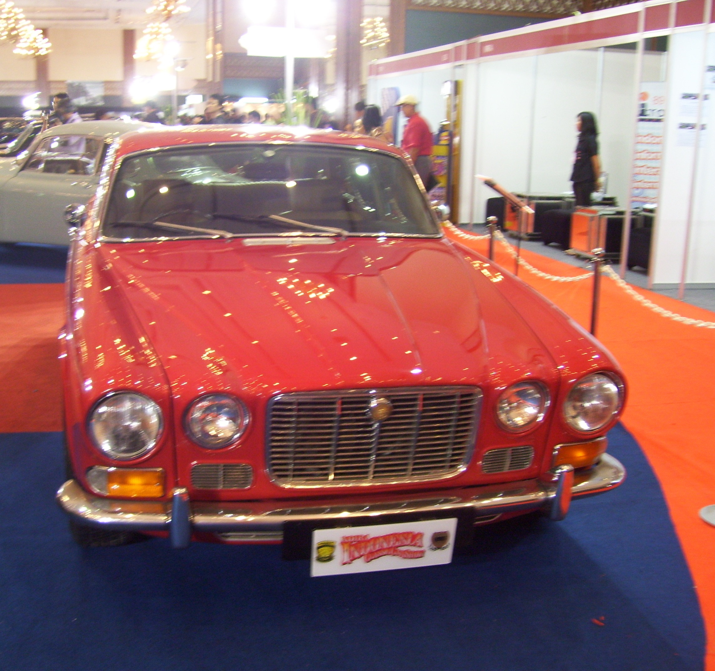 File:Jaguar XJ6 Series 1 - 1971 front.jpg - Wikimedia Commons