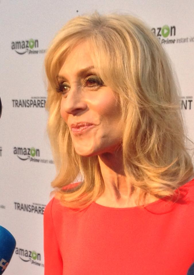 Judith Light transparent