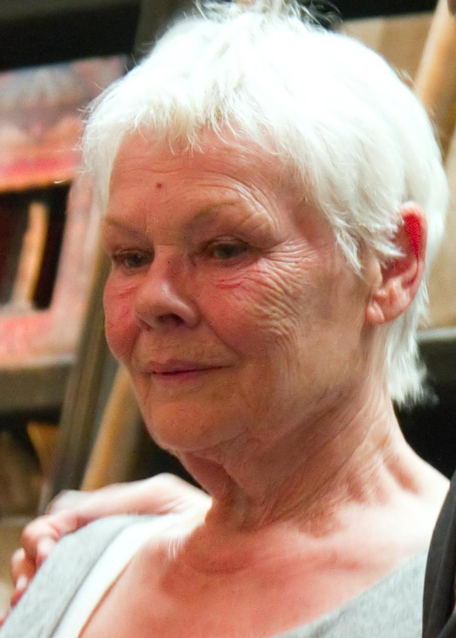 Judi Dench - Wikiquote