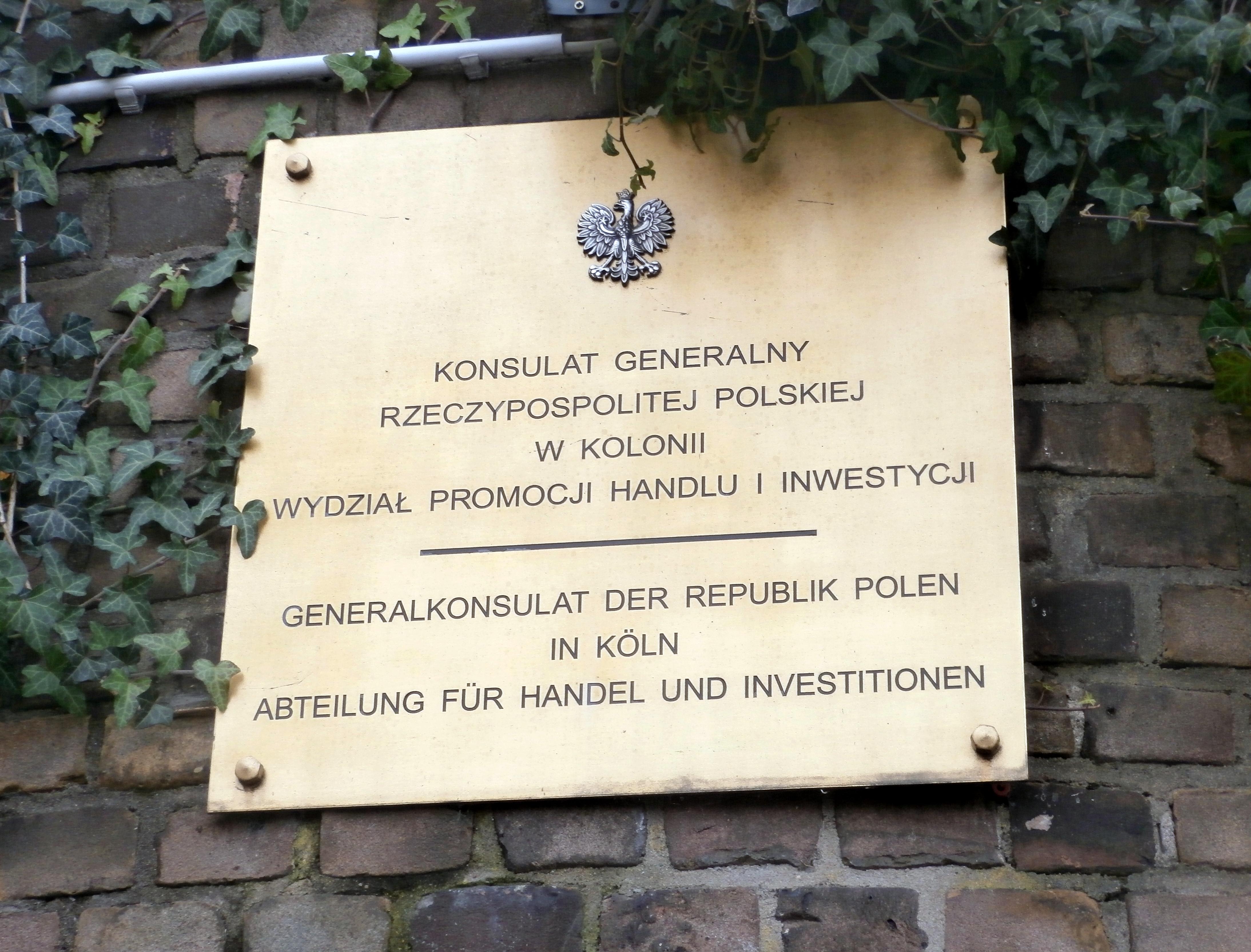 Türkisches generalkonsulat köln