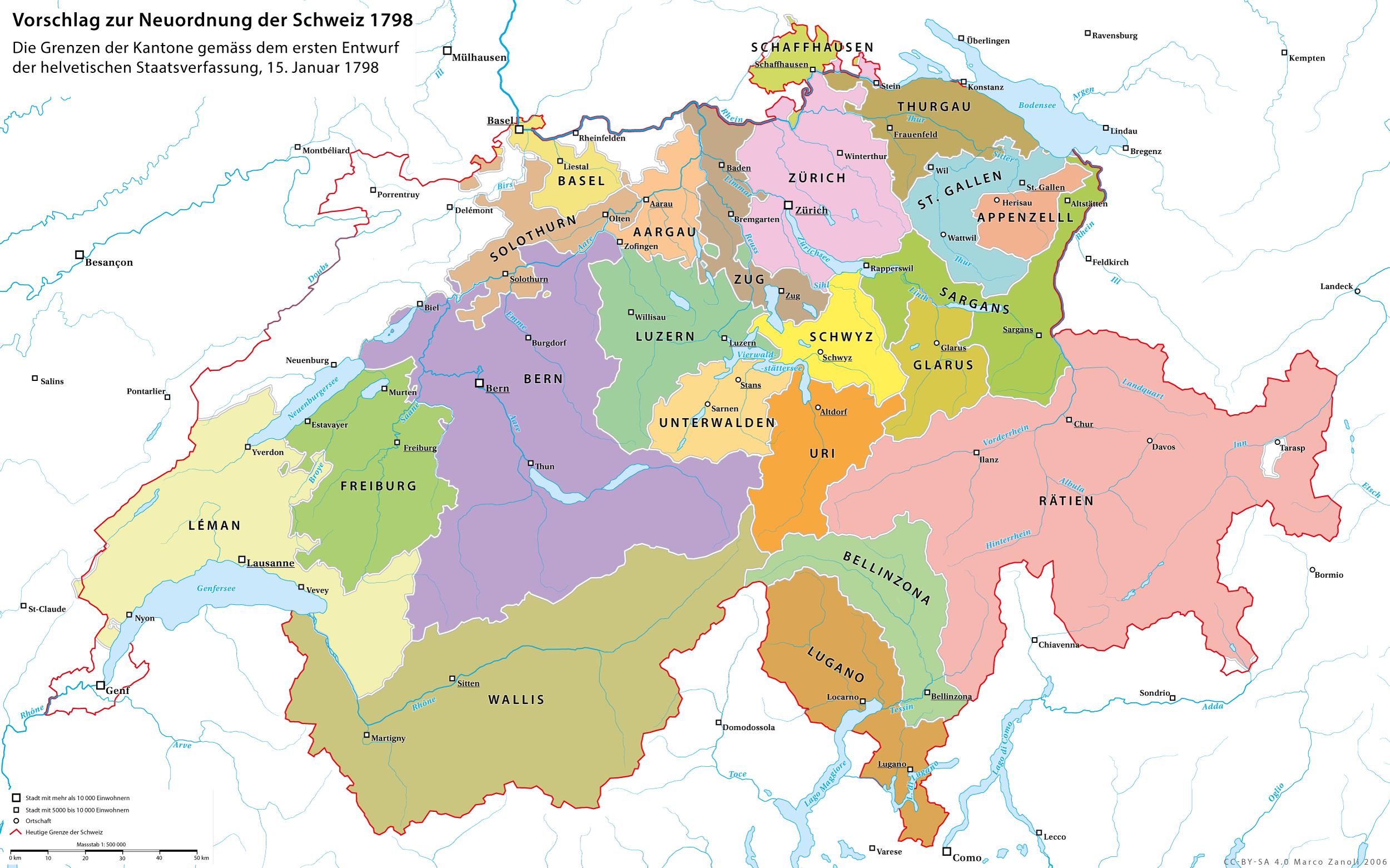Repubblica elvetica wikiwand for Repubblica politica