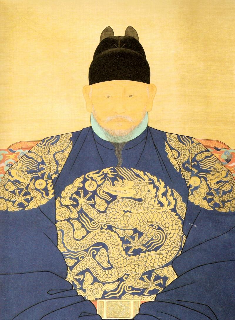 ディノ(SEVENTEEN)の先祖の李成桂
