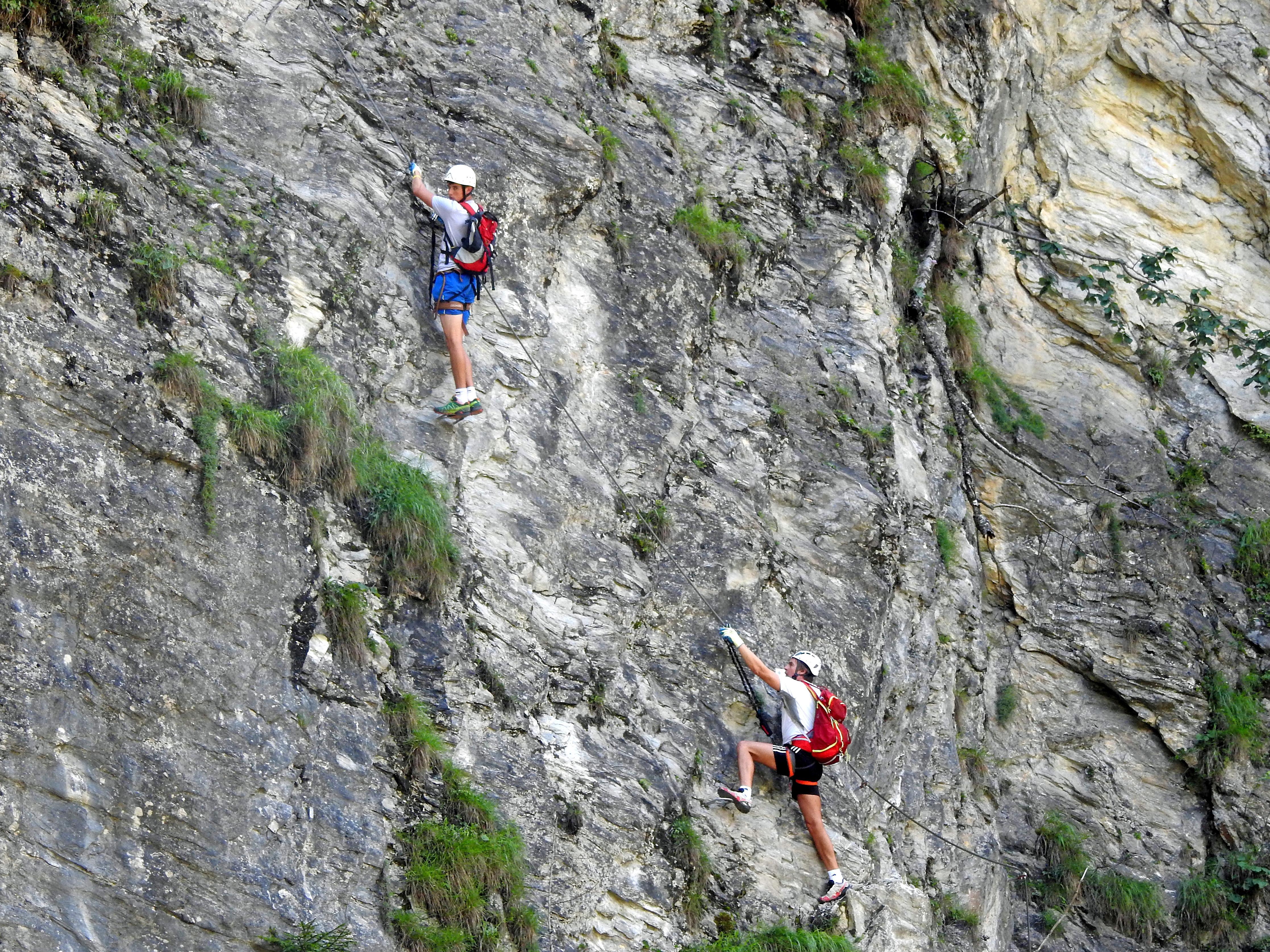 Klettersteig Kitzbühel : File:kitz klettersteig mittlerer bereich 05.jpg wikimedia commons