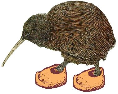 Kiwi in Clogs.JPG