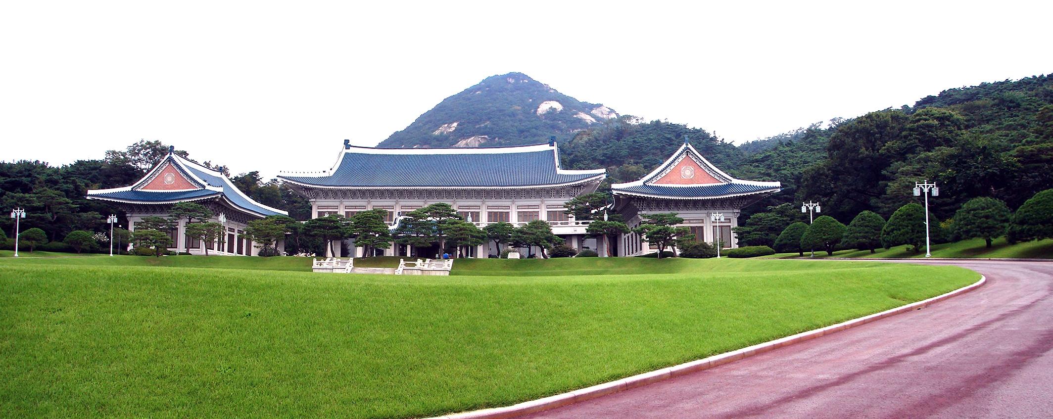 Korea-Seoul-Blue House (Cheongwadae) Reception Center 0688&9-07.jpg