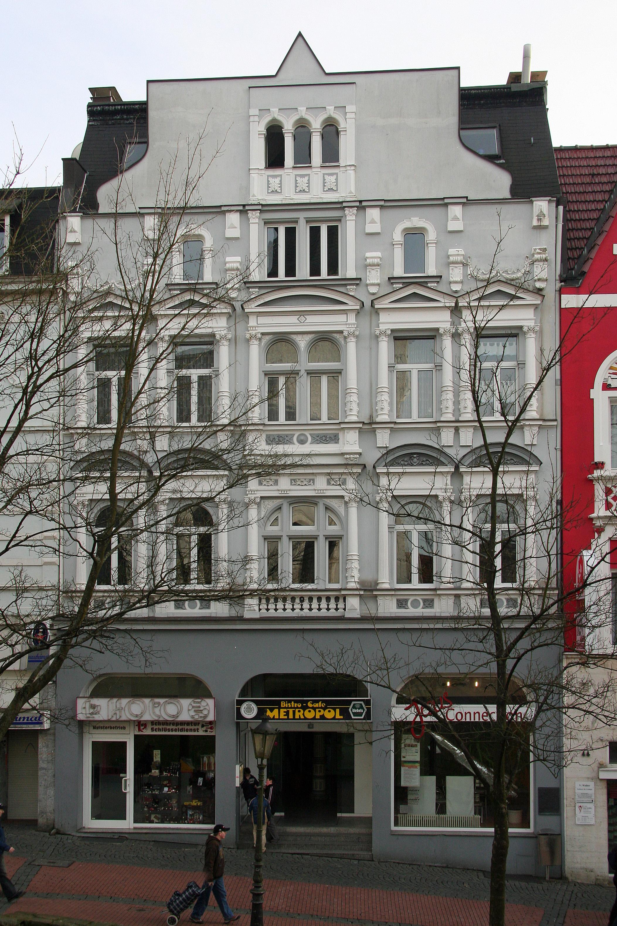 Stattdessen ist die Ballettschule in Lüdenscheid