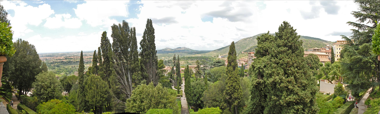 filela campagne de tivoli et le jardin de la villa deste 5869060070 - Jardins De Tivoli