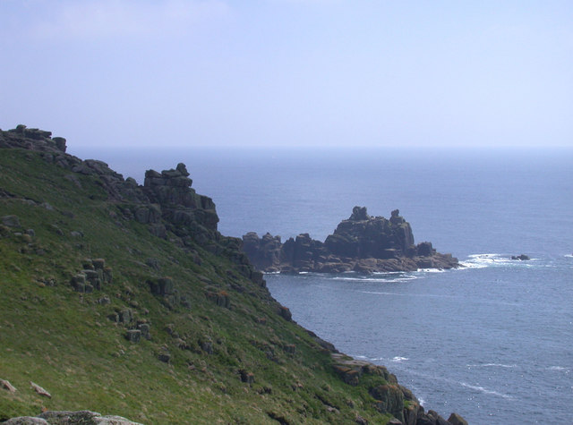 Land's End rocks - geograph.org.uk - 724396