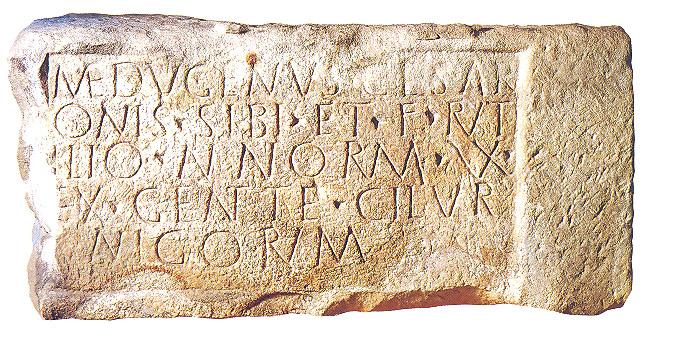 Resultado de imagen de romano escritura