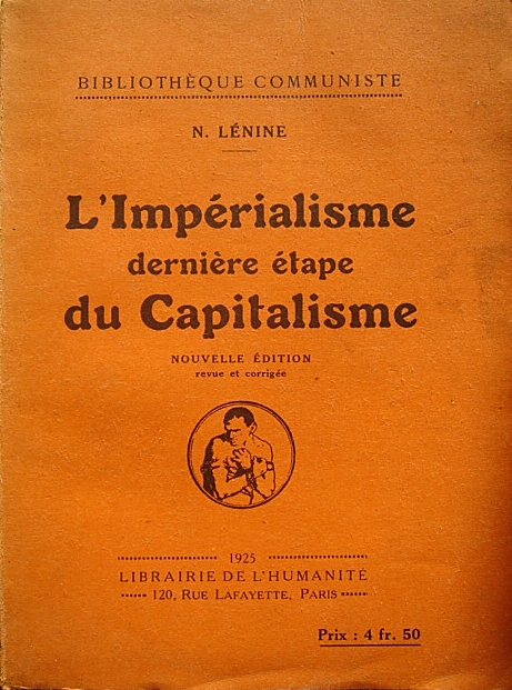 imperialism the highest stage of capitalism summary