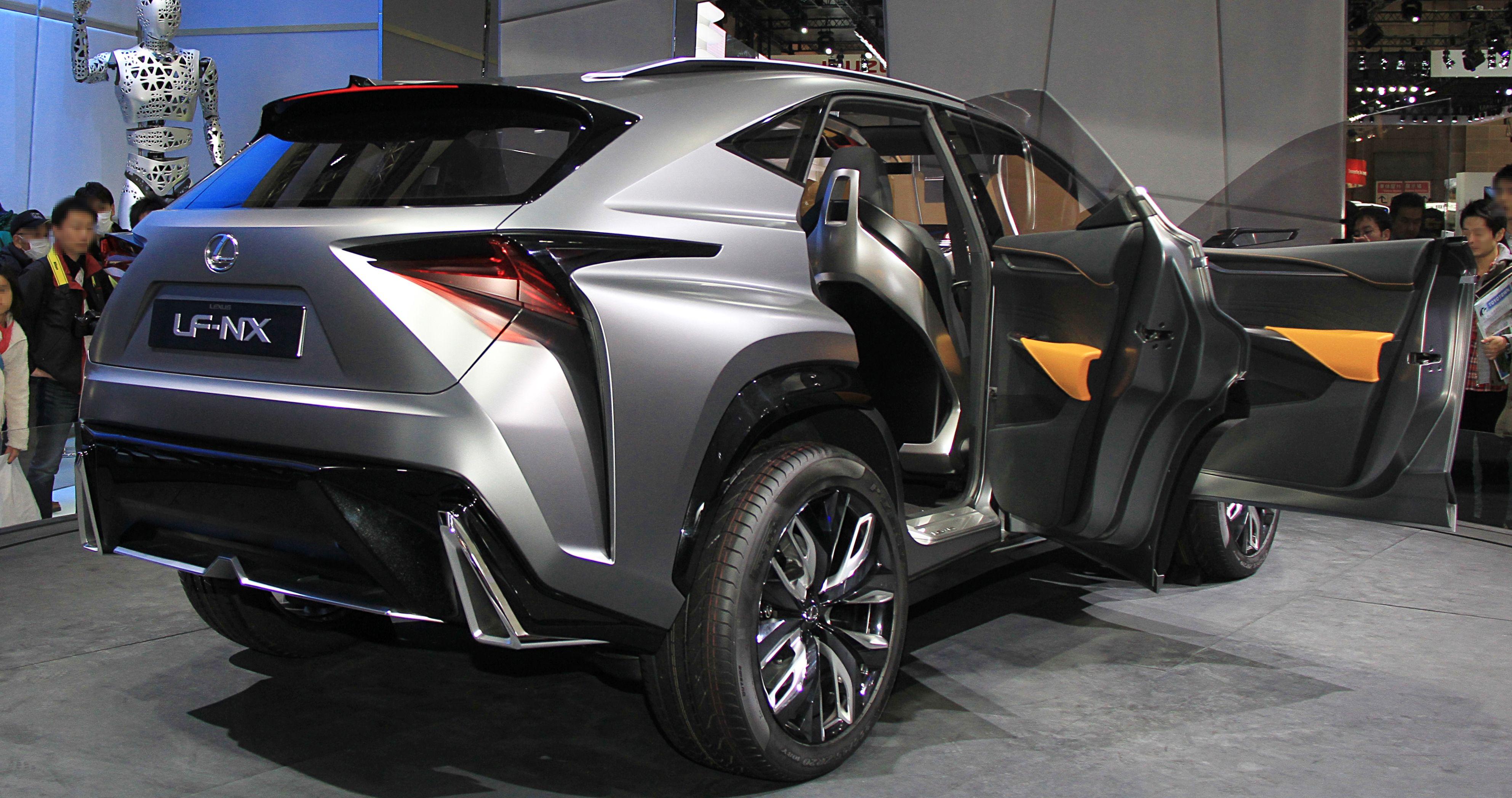 https://upload.wikimedia.org/wikipedia/commons/d/dd/Lexus_LF-NX_rear.jpg