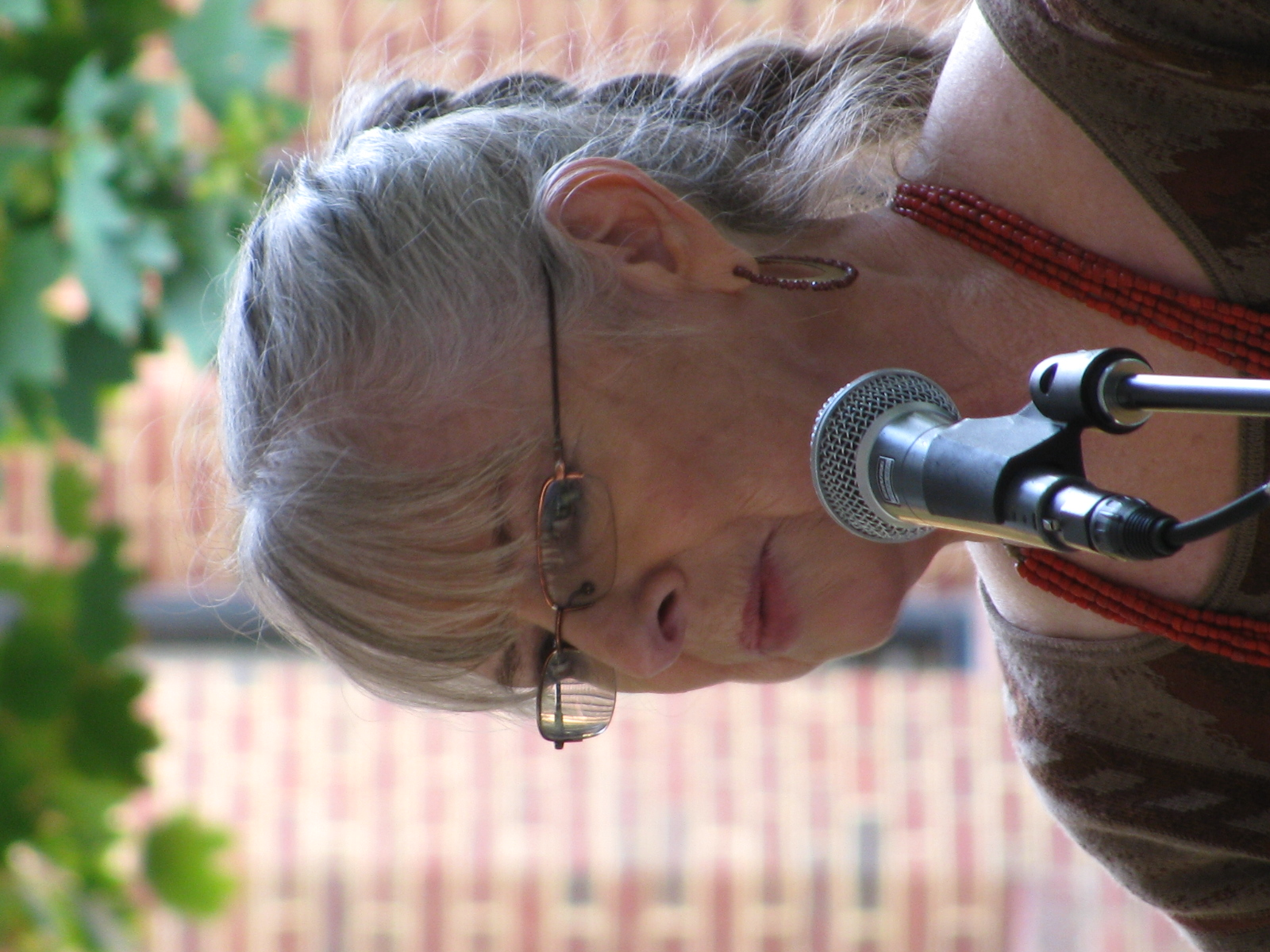 Portrait of Linda Hogan