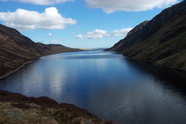 Llyn Cowlyd Reservoir - geograph.org.uk - 223670