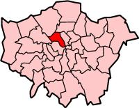 רובע קמדן של לונדון