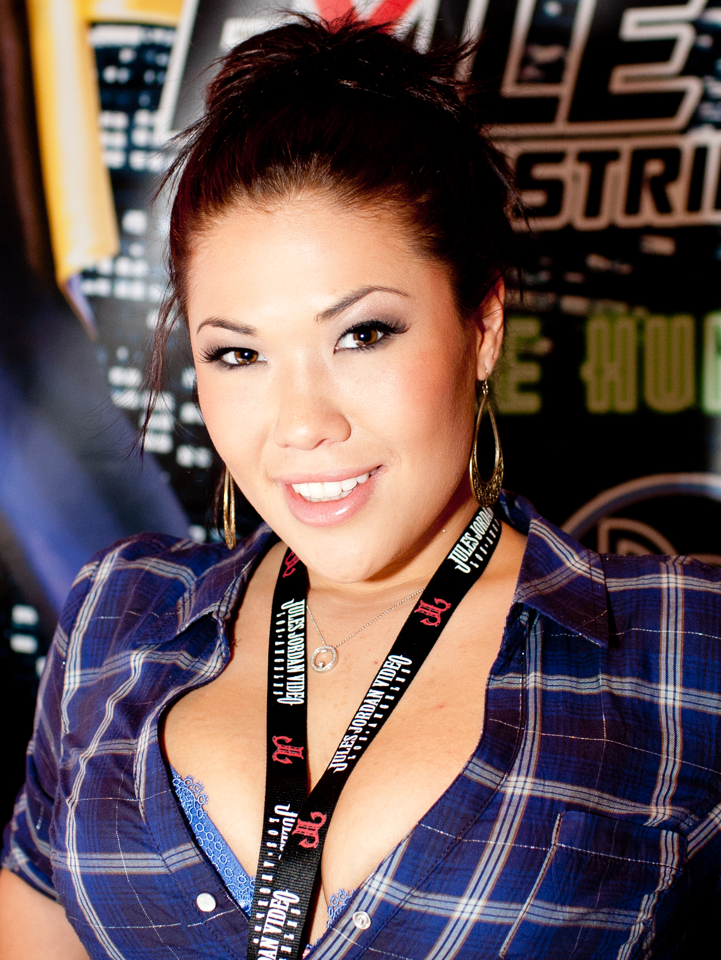 Filelondon Keyes At The Avn Expo  Jpg