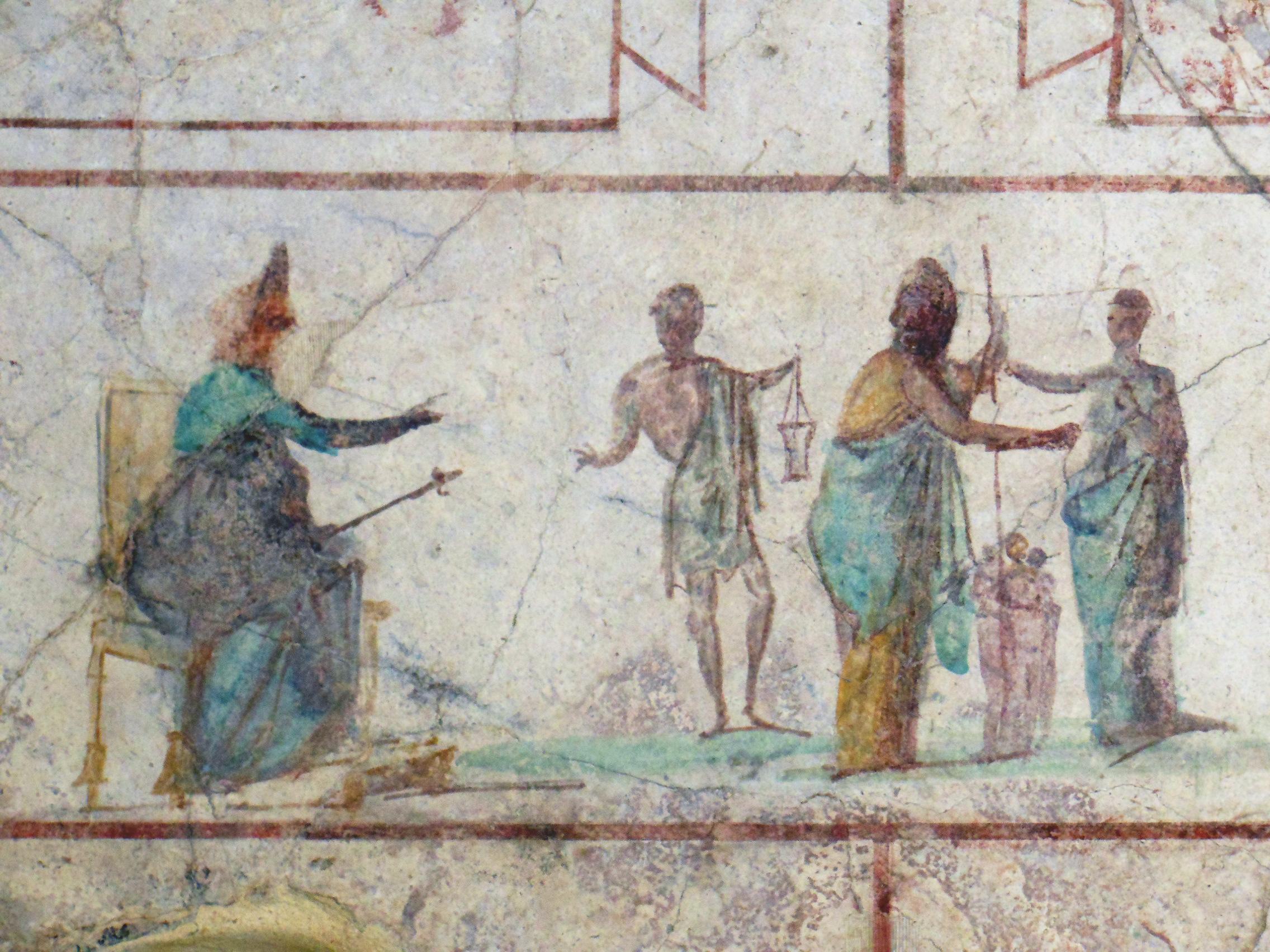 File mnr palmassimo colombariovilladoriapamphilj 04 jpg for Ancient mural villa