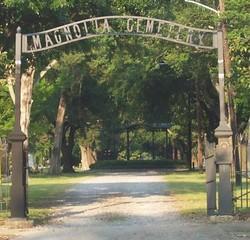 Magnolia Cemetery (Baton Rouge, Louisiana) cemetery in Baton Rouge, Louisiana