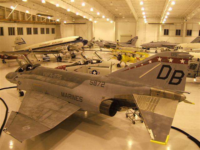 Carolinas Aviation Museum - Virtual Tour