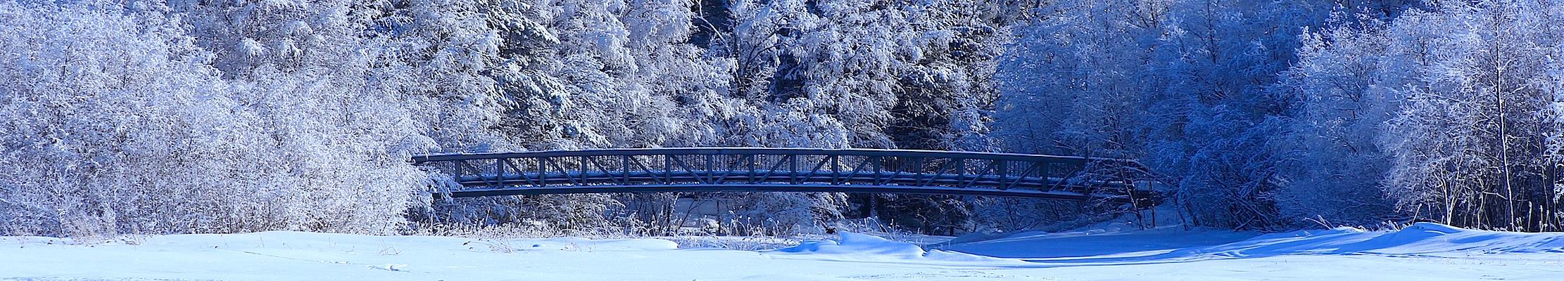 20 февраля (05 марта) 2017. Зимний день в Оулу, Финляндия.