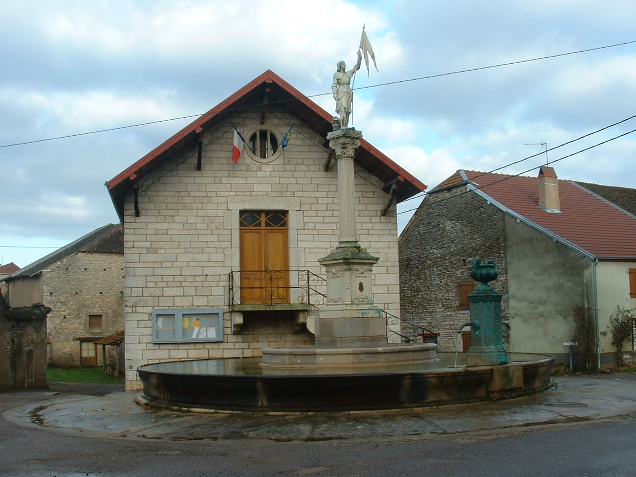 Vantoux-et-Longevelle