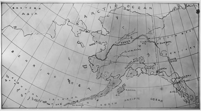 FileMap Of Alaska  NARA  298017jpg