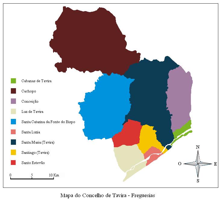 mapa do concelho de tavira Ficheiro:Mapa Tavira Wiki.PNG – Wikipédia, a enciclopédia livre mapa do concelho de tavira