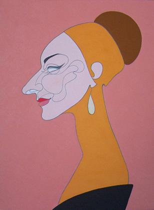 Maria Callas by Karuvits