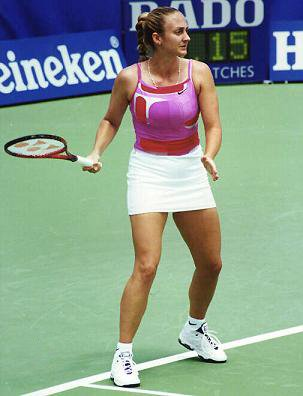 Nederlands: Mary Pierce