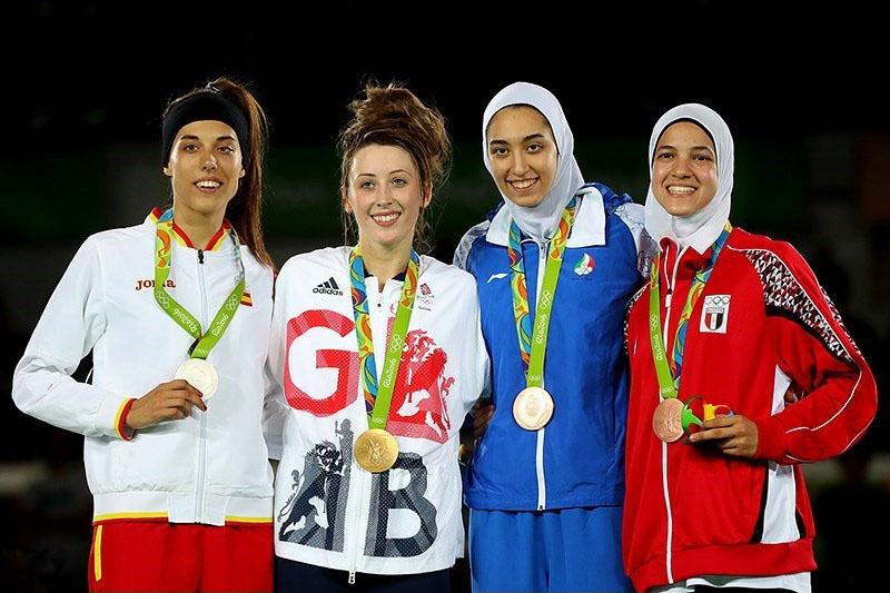 المرأة المسلمة في الرياضة ويكيبيديا