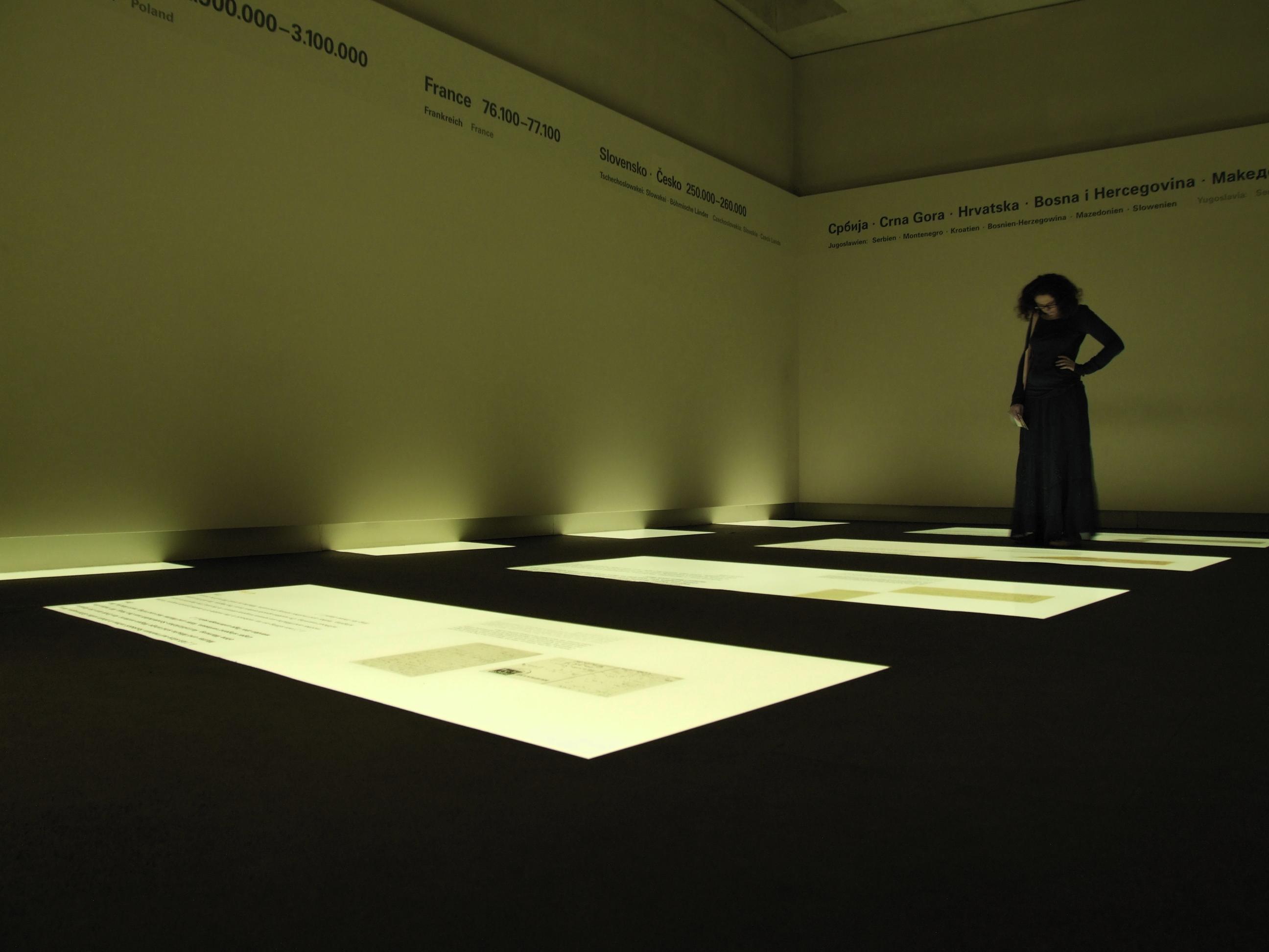 File:Memorial to the Murdered Jews of Europe - underground.JPG ...