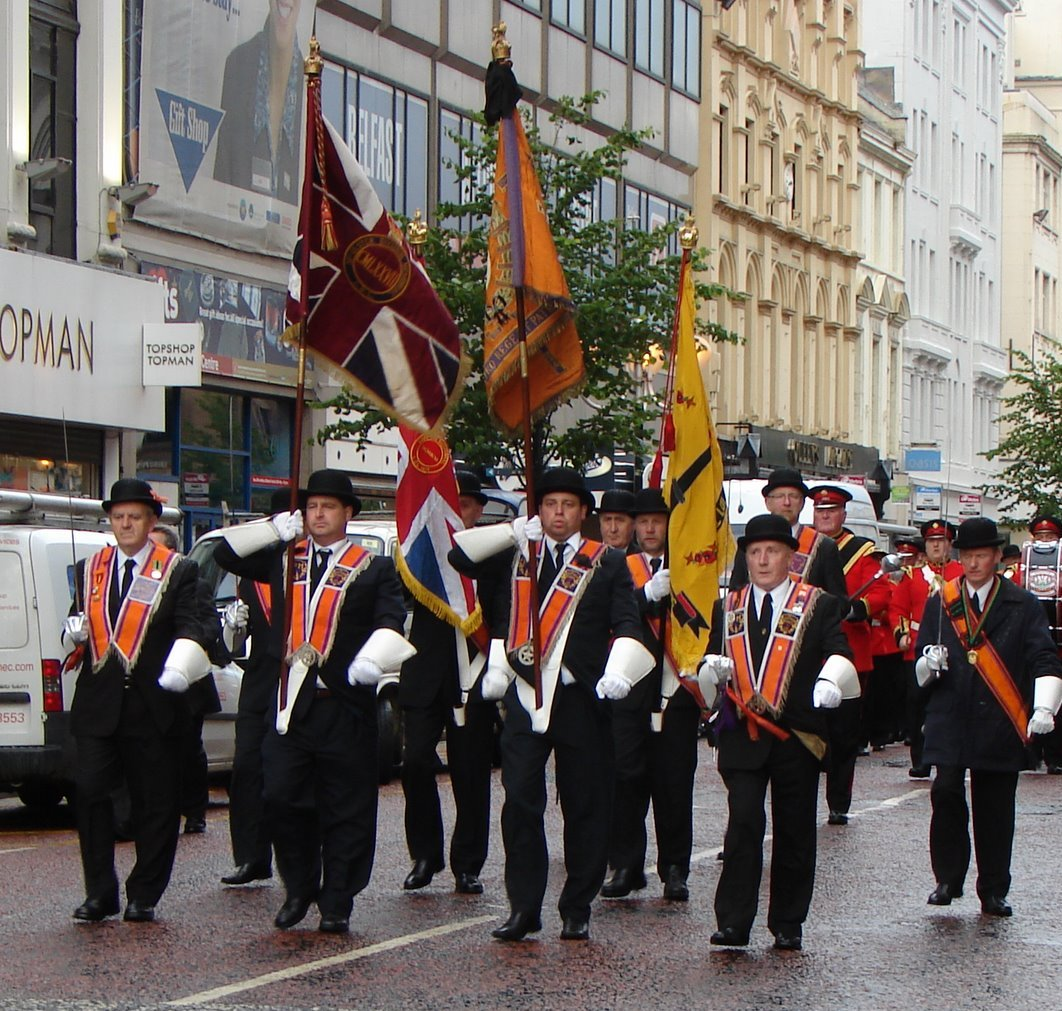 The Twelfth is a Bank & Public Holiday and an annual Protestant event, involving Orange parades