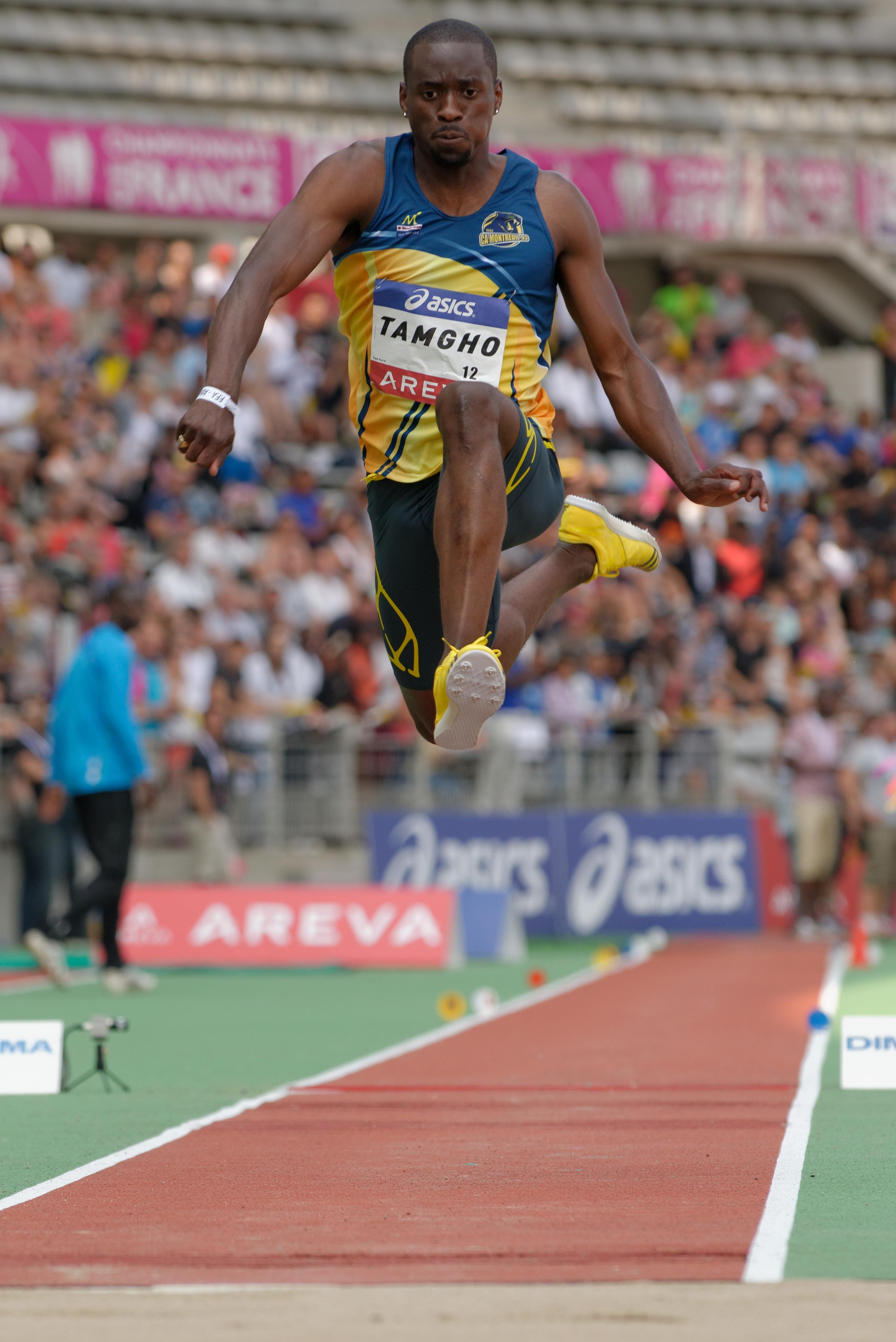 2013 World Championships in Athletics �13 Mens triple jump