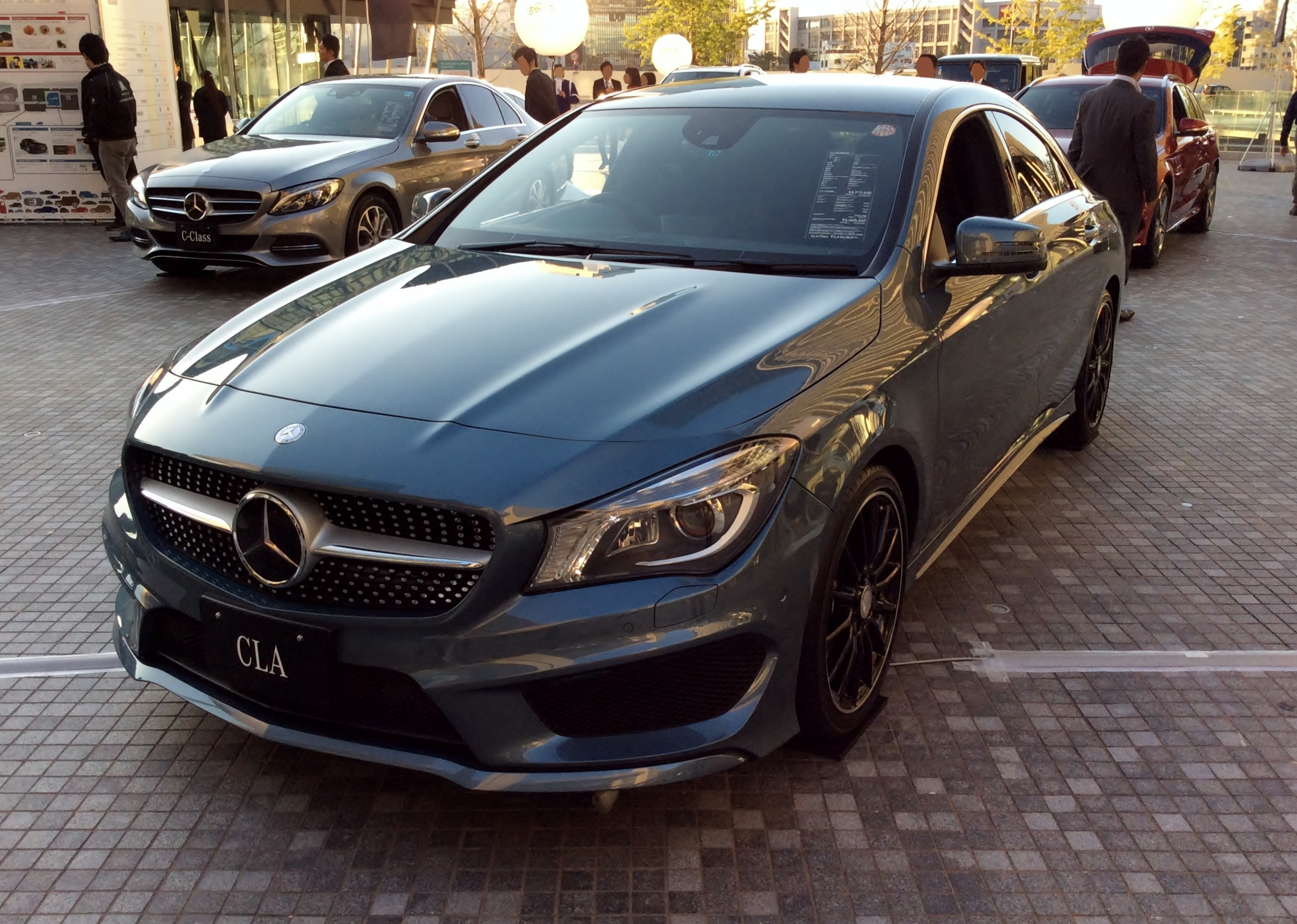 file mercedes benz cla250 4matic c117 front jpg