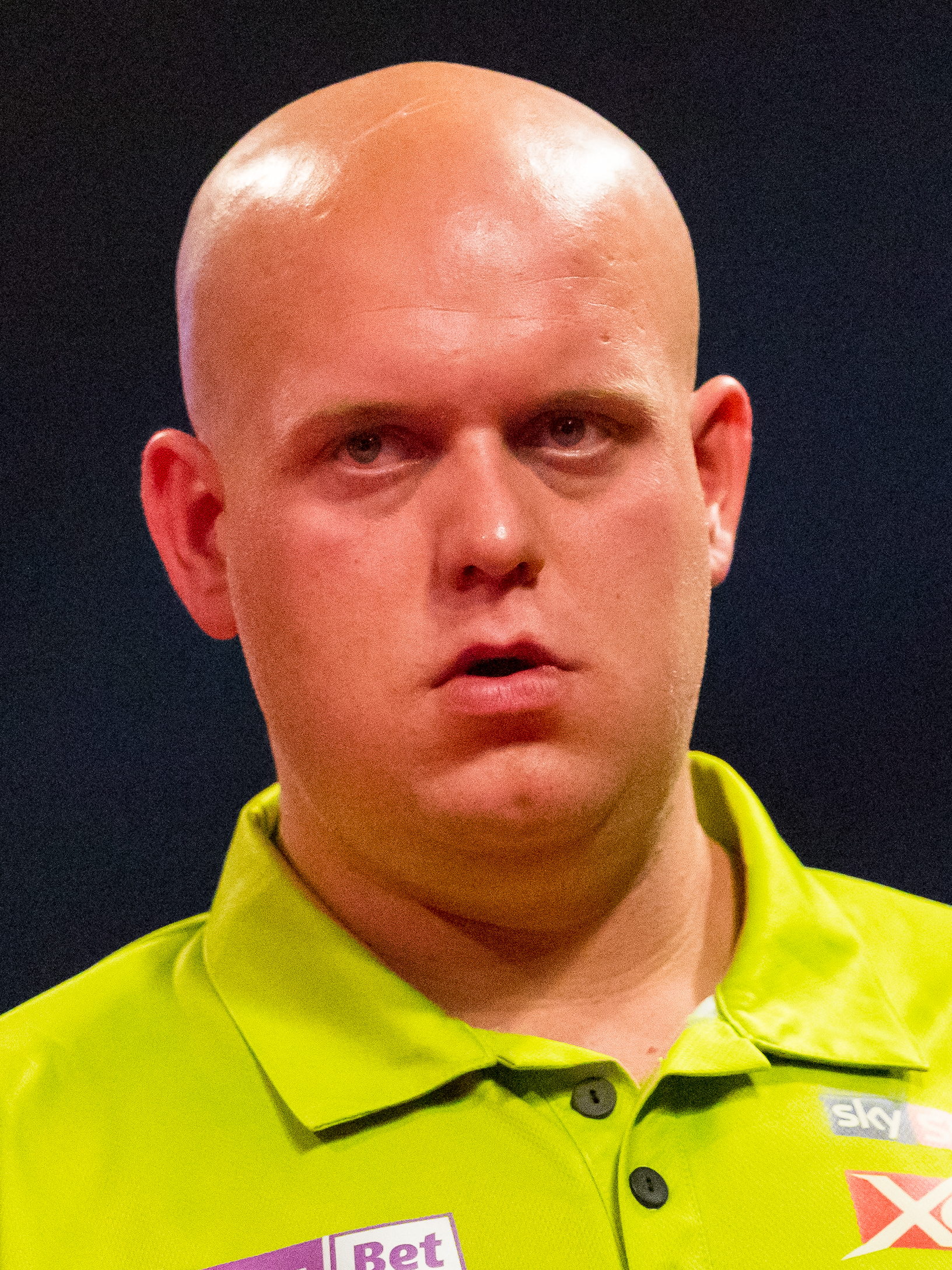 Michael van gerwen darts wm