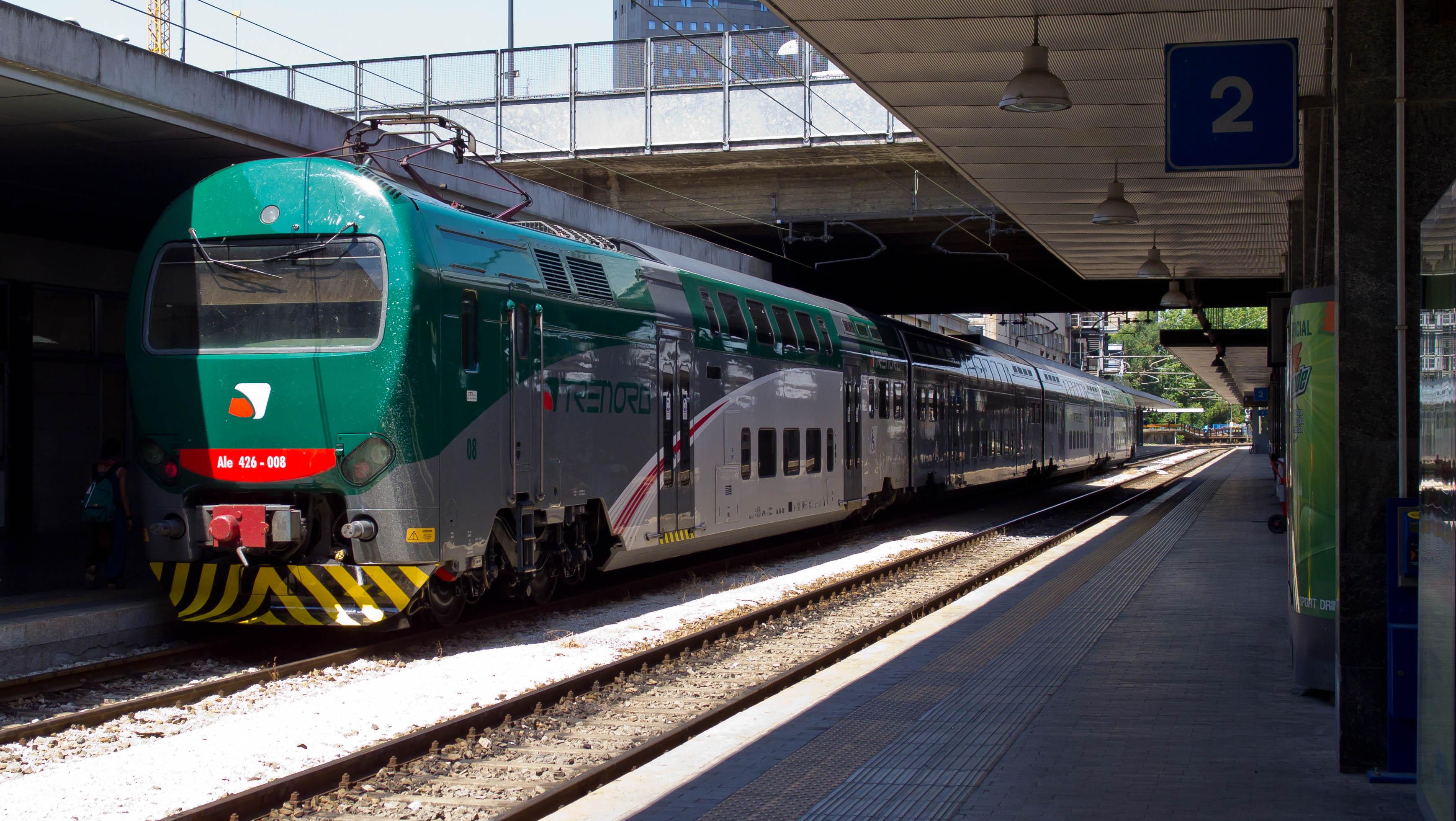 File milan porta garibaldi railway wikipedia - Milano porta garibaldi station ...