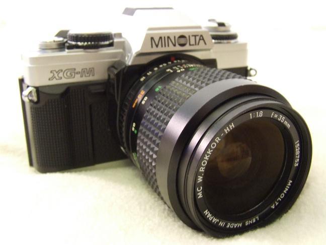 Minolta XG-M - Wikipedia