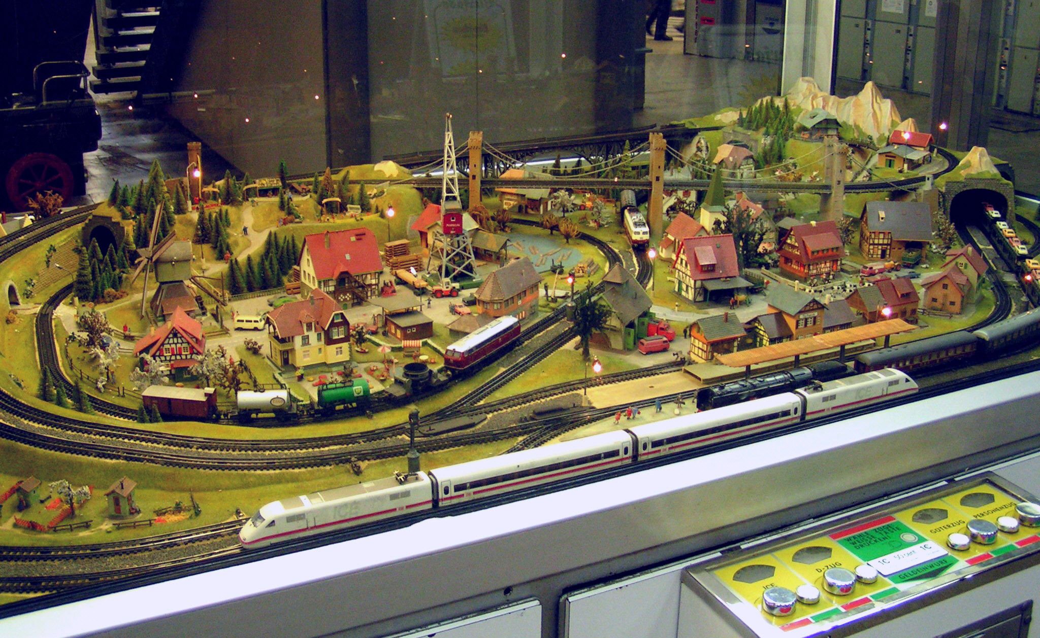 Modelleisenbahn Vereinswiki Fandom Powered By Wikia