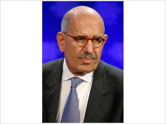 Mohammed ElBaradei Größe