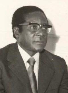 Роберт Мугабе, 1976 г