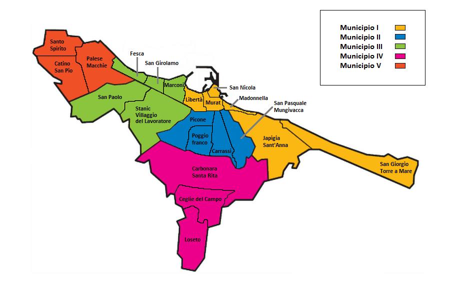 quartieri di bari wikipedia
