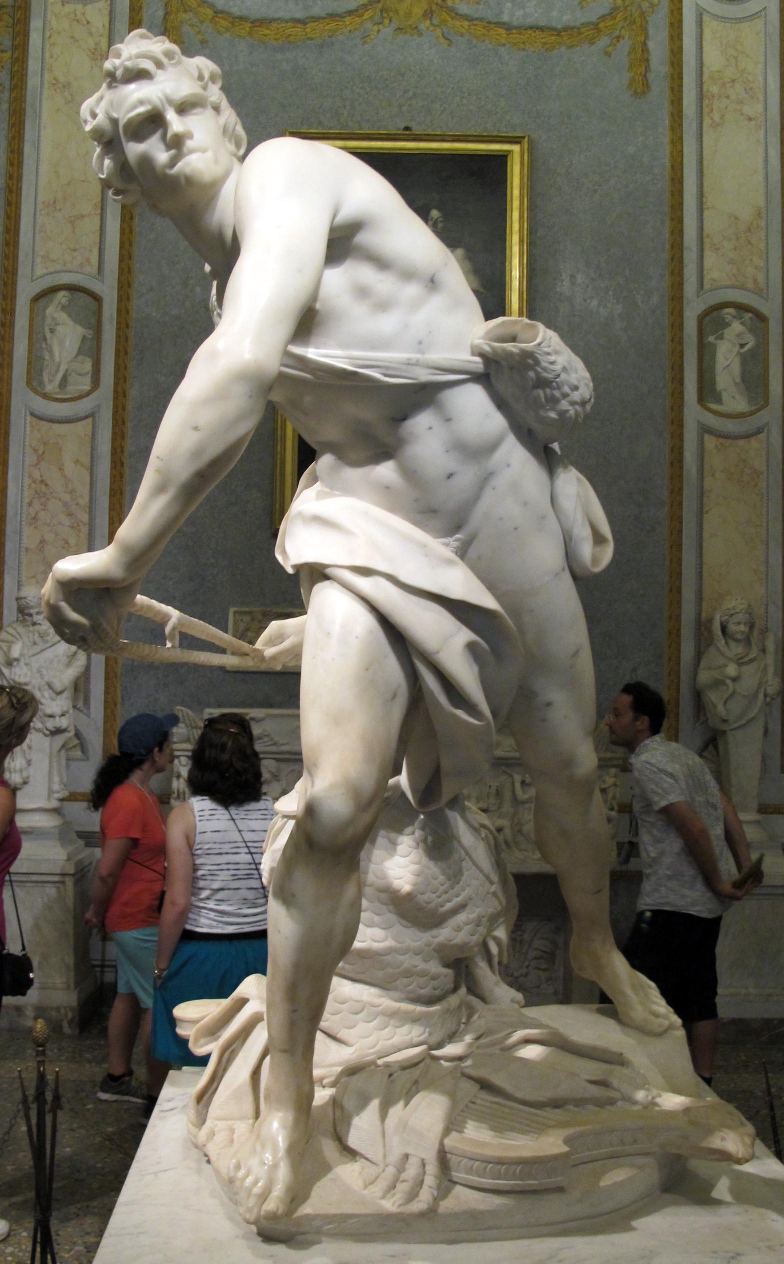 Risultati immagini per sculture dedicate a davide
