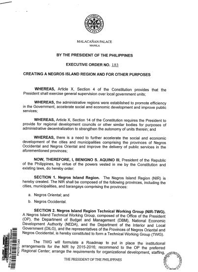 city council and negros oriental