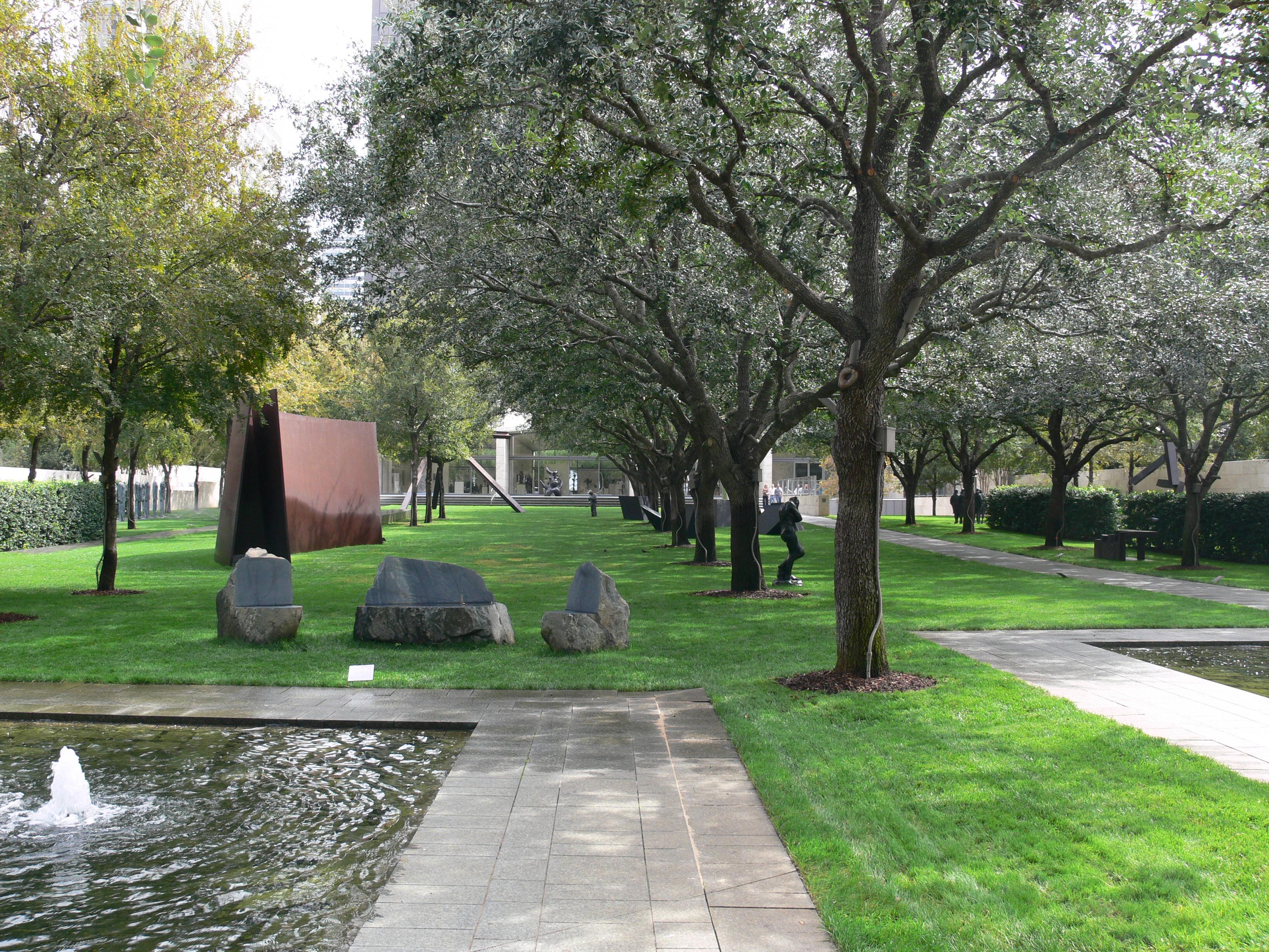 File:Nasher Sculpture Garden Dallas