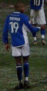 Neal Trotman English footballer