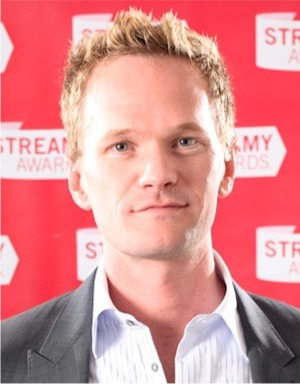 Neil Patrick Harris at the 1st Streamy Awards ...