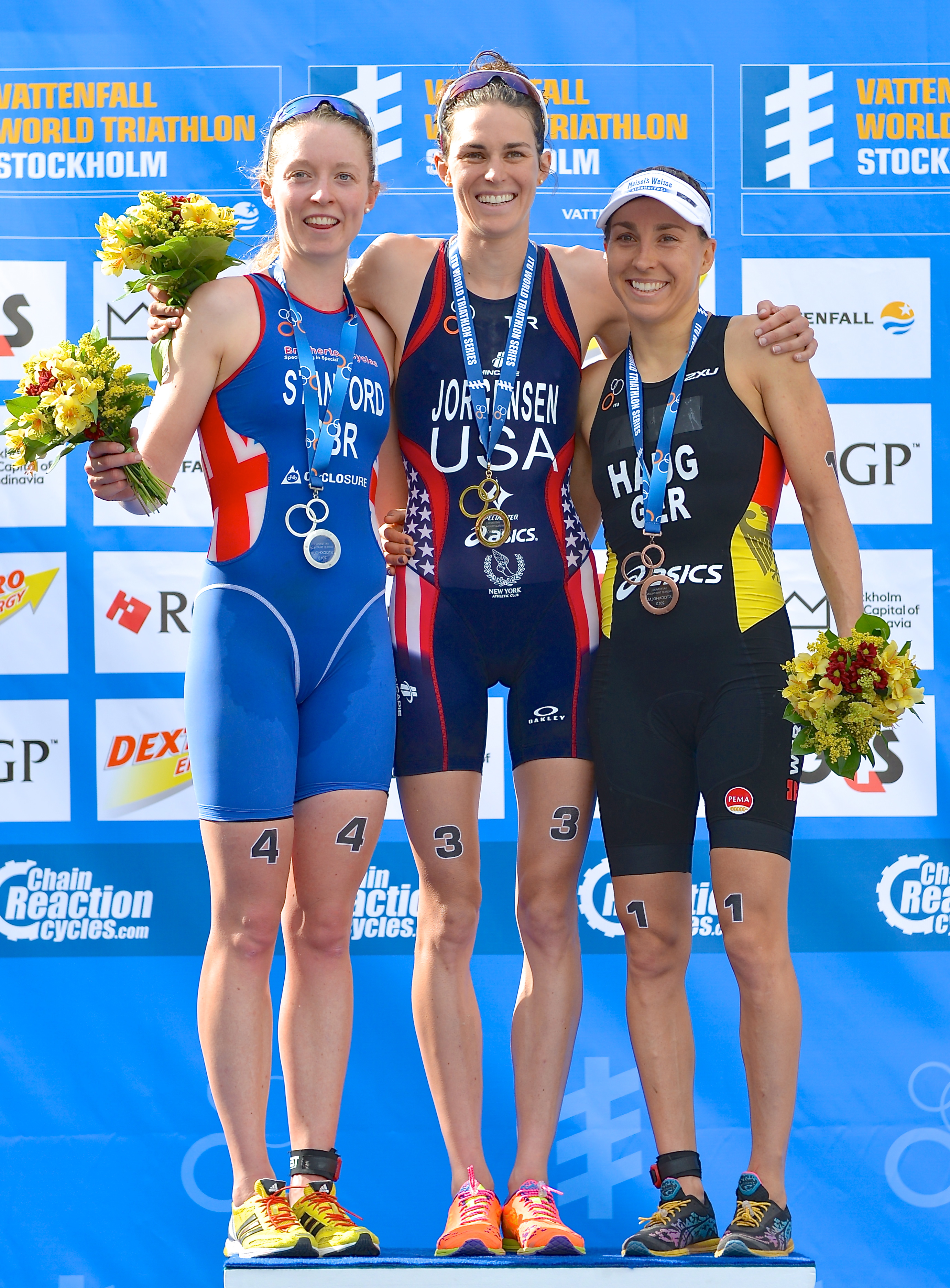 Photos: Non Stanford Makes History In London | Triathlete.com