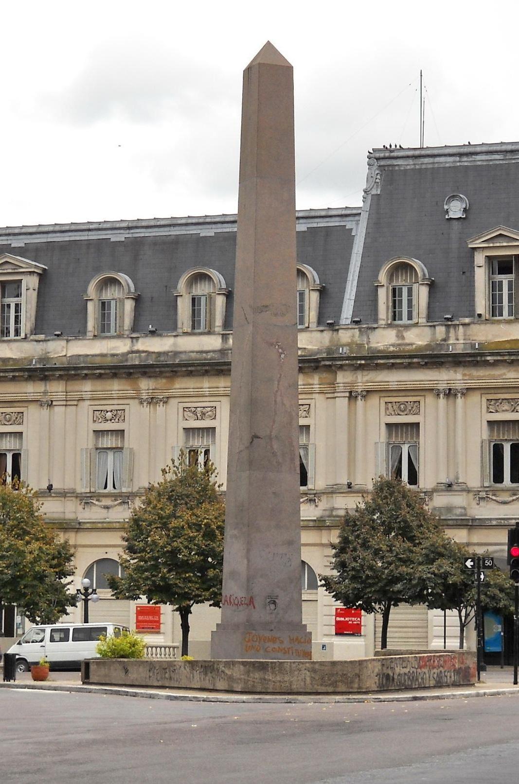 Obelisco de la plata wikipedia la enciclopedia libre for Casa de cocina la plata