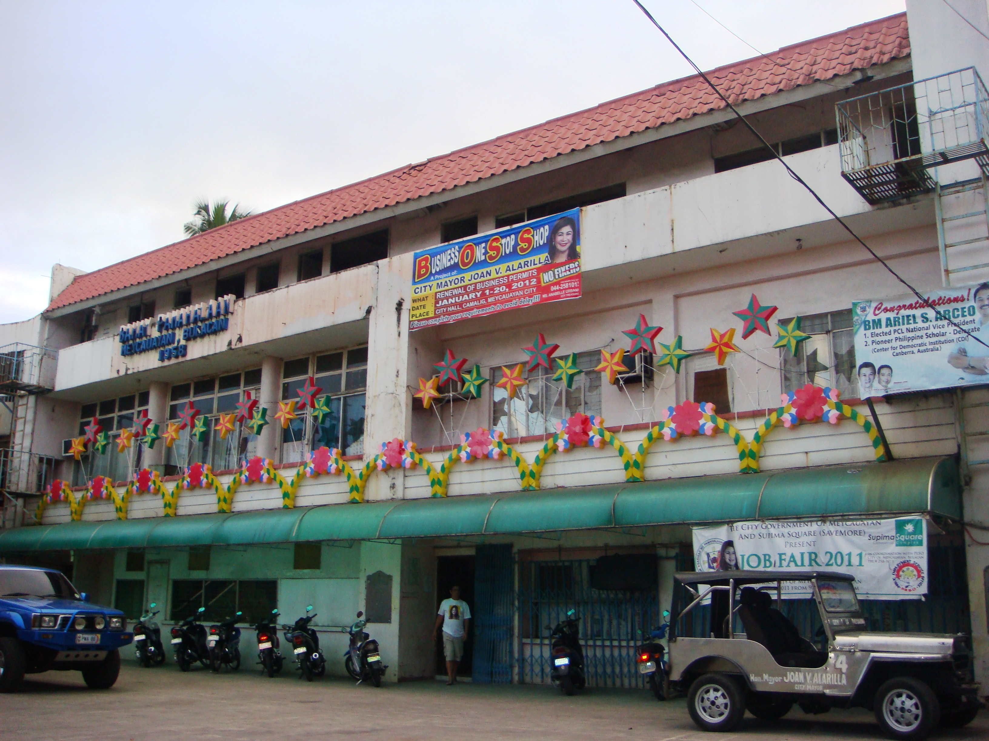 file old municipal hall of meycauayan wikipedia