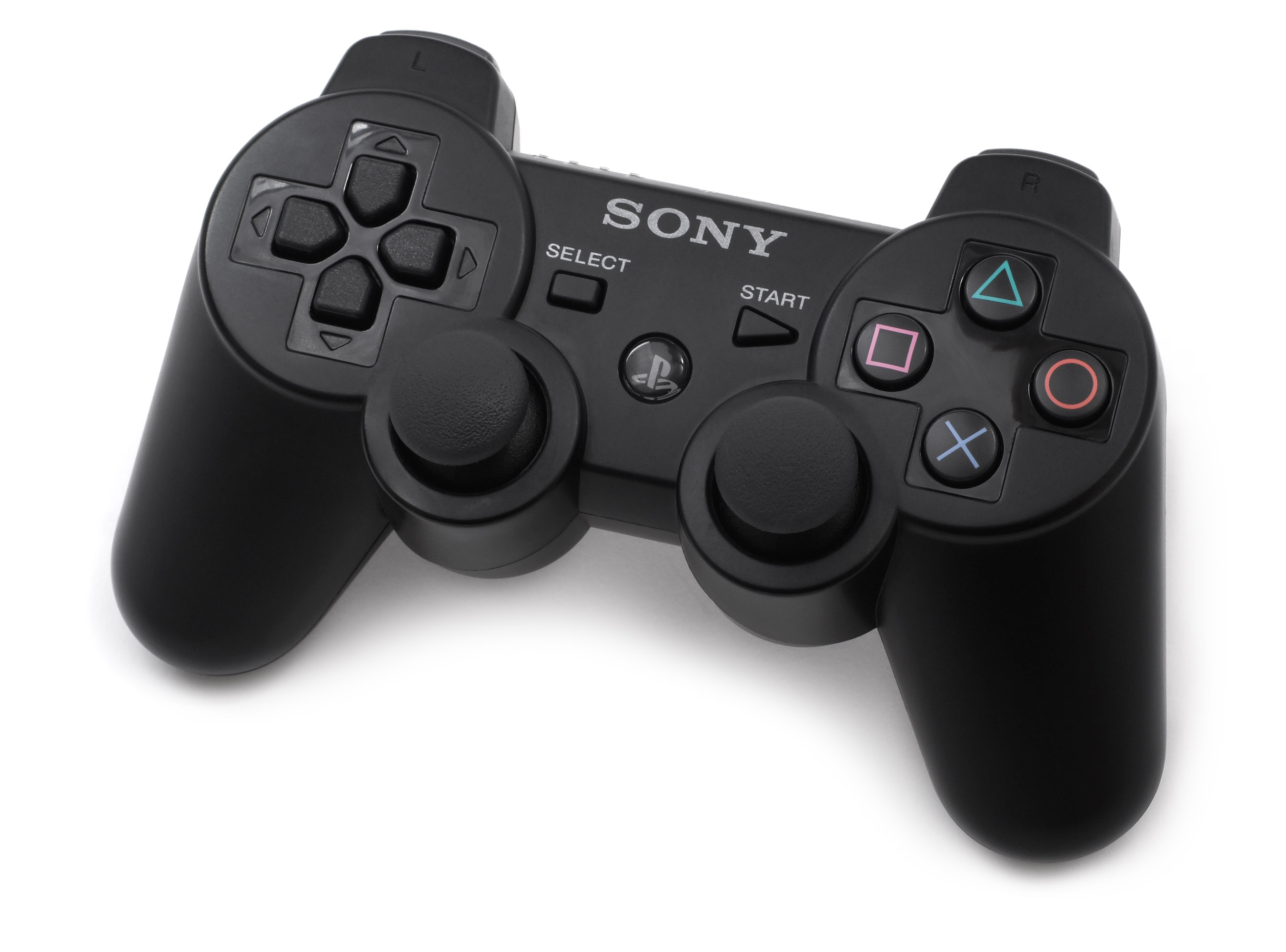 Playstation 3 Controller File:PS3-DualShock3.jp...