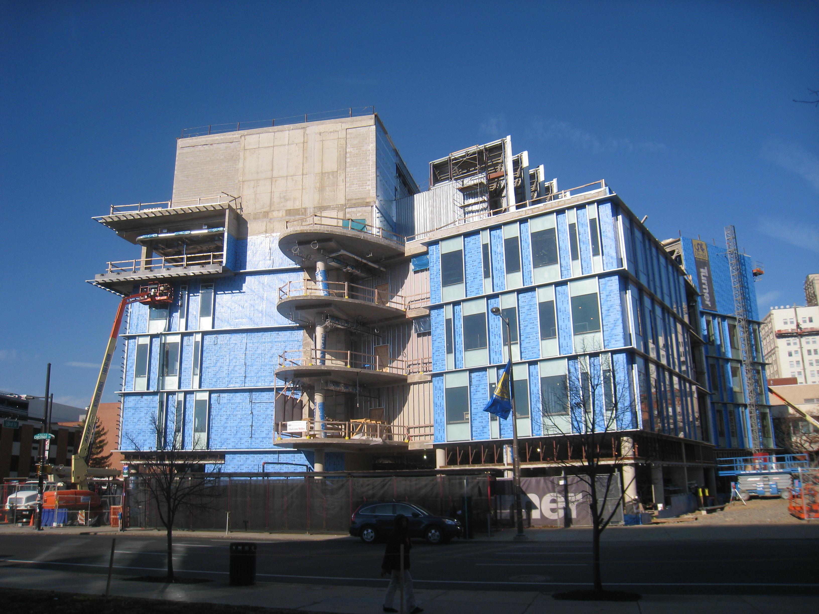Philadelphia lowrise general developments thread page - Drexel planning design and construction ...